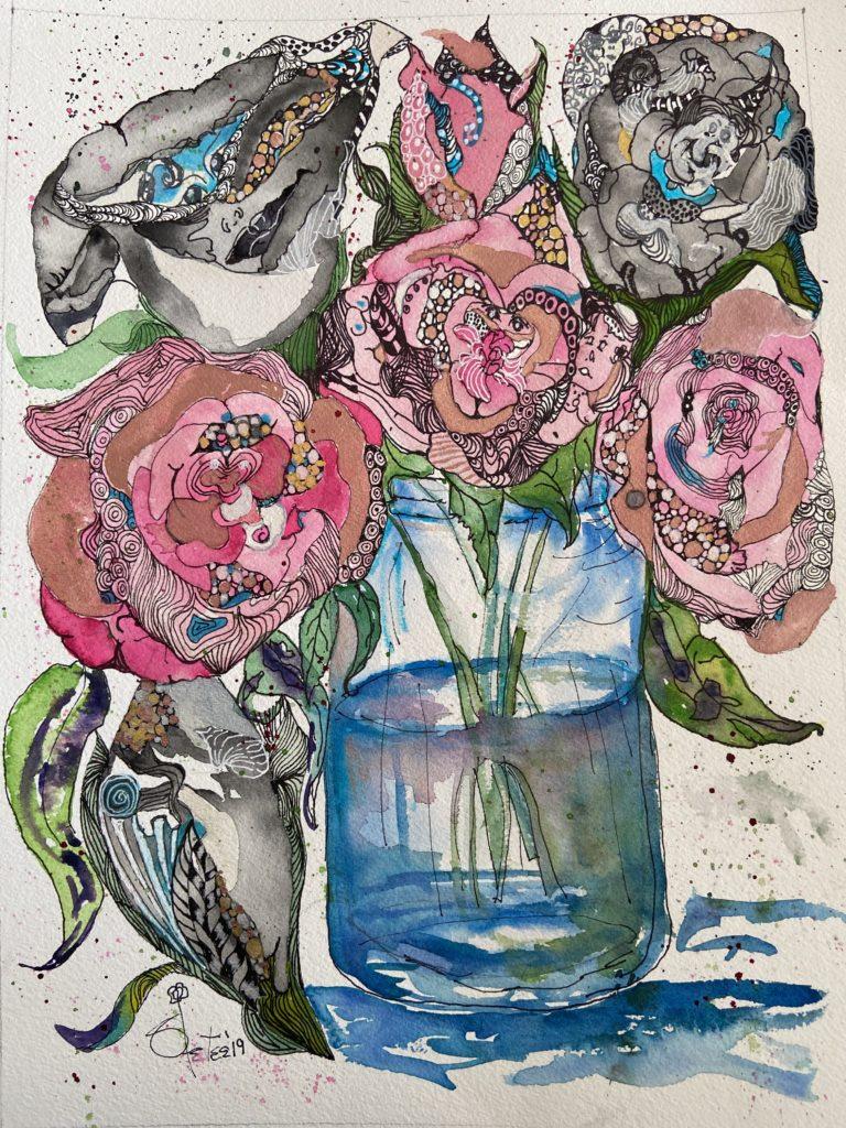 Effervescent Flowers